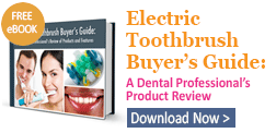 Electric toothbrush buyer's guide